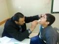 يوم طبي في مدرسة ذكور ...